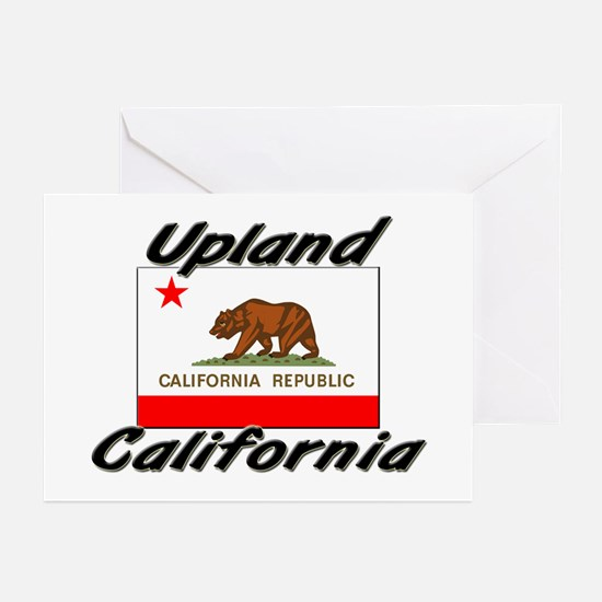 Upland California Greeting Cards (Pk of 10)