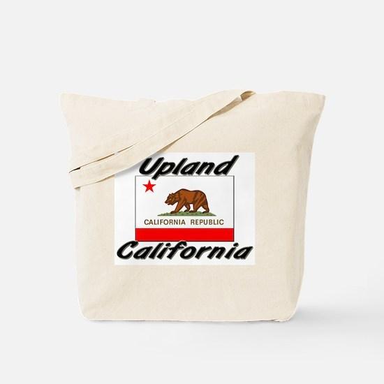 Upland California Tote Bag