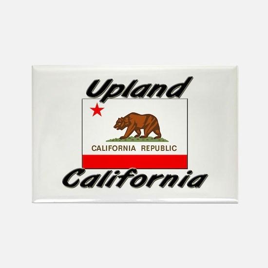 Upland California Rectangle Magnet