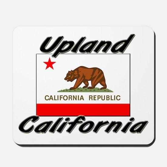 Upland California Mousepad