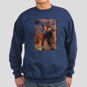 Mystic Iaconagraphy Logowear Sweatshirt (dark)