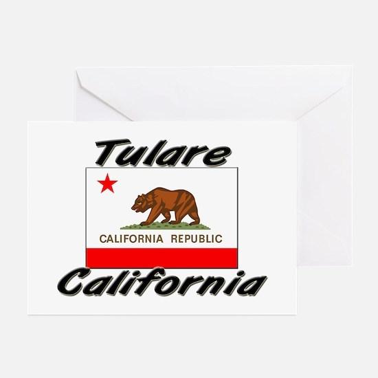 Tulare California Greeting Cards (Pk of 10)