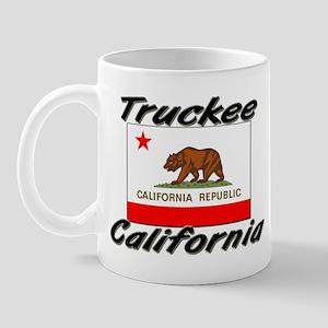 Truckee California Mug