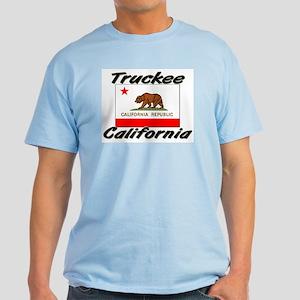 Truckee California Light T-Shirt