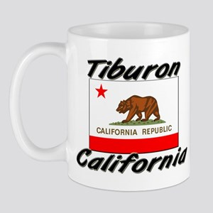 Tiburon California Mug