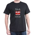 Truck Driver Dark T-Shirt