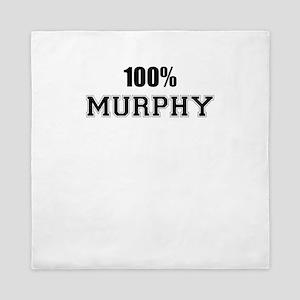 100% MURPHY Queen Duvet