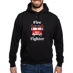 Fire Fighter Hoodie (dark)