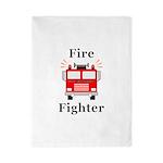 Fire Fighter Twin Duvet