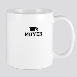 100% MOYER Mugs