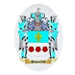 Schonfeld Oval Ornament