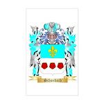 Schonbach Sticker (Rectangle)