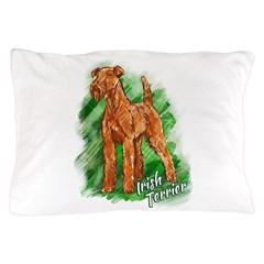 Irish Terrier Pillow Case