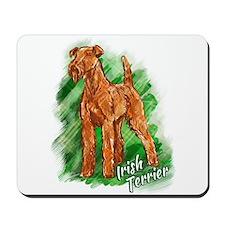 Irish Terrier Mousepad