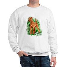 Irish Terrier Sweatshirt