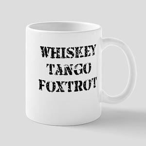 whiskey tango foxtrot 2 Mugs