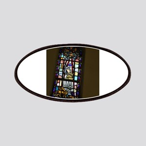 church stained glass window Patch