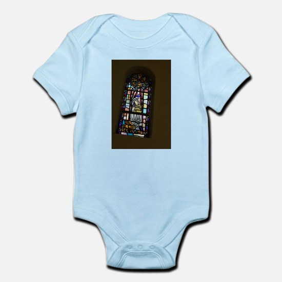 church stained glass window Body Suit