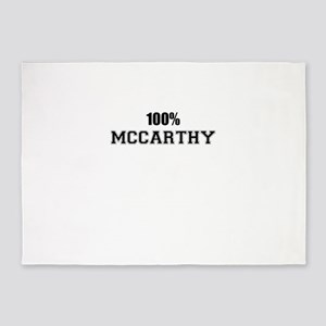 100% MCCARTHY 5'x7'Area Rug