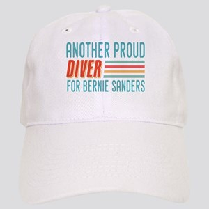 Another Proud Diver For Bernie Baseball Cap