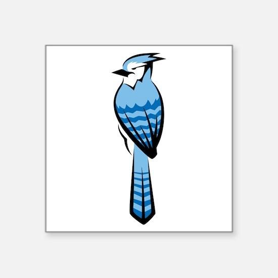 Bluejay Sticker