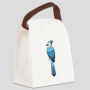 Bluejay Canvas Lunch Bag
