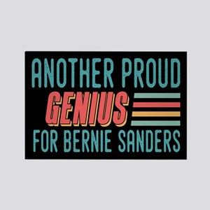 Another Proud Genius For Bernie Magnets
