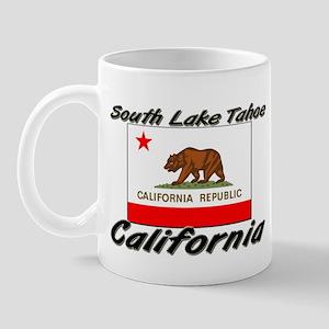 South Lake Tahoe California Mug
