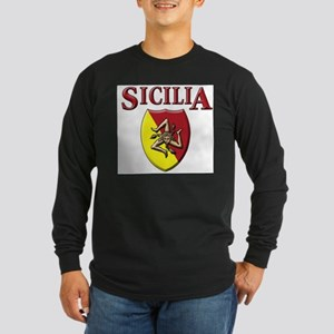 Sicilian Pride Long Sleeve T-Shirt