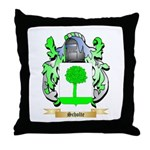 Scholte Throw Pillow