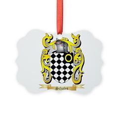 Scholes Ornament