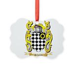 Scholes Picture Ornament