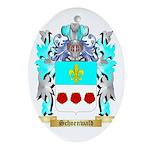 Schoenwald Oval Ornament
