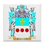 Schoenfeld Tile Coaster
