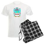 Schoenberger Men's Light Pajamas