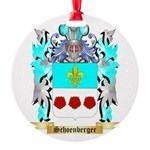 Schoenberger Round Ornament