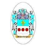 Schoenberger Sticker (Oval 10 pk)