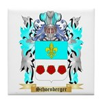 Schoenberger Tile Coaster