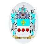 Schoenberger Oval Ornament