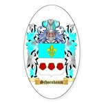 Schoenbaum Sticker (Oval)
