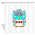 Schoenbaum Shower Curtain