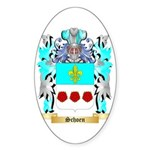 Schoen Sticker (Oval 10 pk)