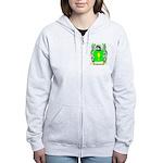 Schnier Women's Zip Hoodie