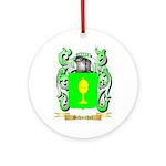 Schnieder Round Ornament