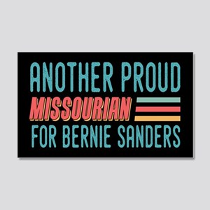 Another Proud Missourian For Bernie Wall Decal