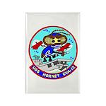 USS Hornet (CVA 12) Rectangle Magnet (100 pack)