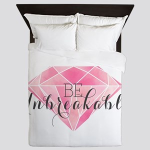 Be Unbreakable Queen Duvet