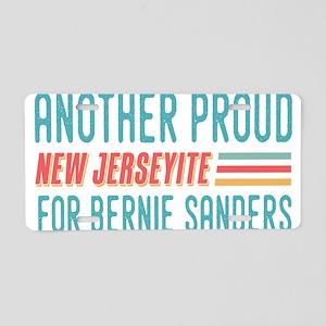 Another Proud New Jerseyite For Bernie Aluminum Li