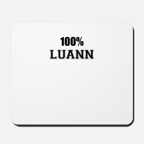 100% LUANN Mousepad