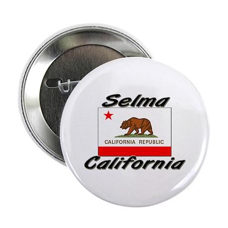 Selma California Button